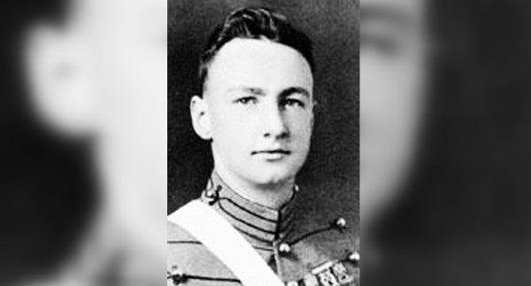 A lawmaker is pushing to award the Medal of Honor to a soldier who waged a guerrilla campaign against the Nazis