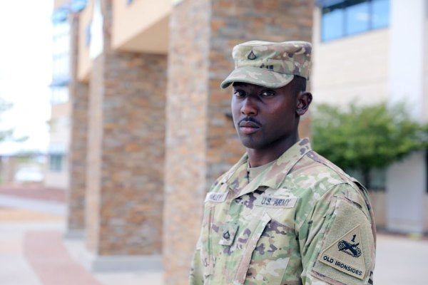 Hero soldier praised for saving children during El Paso mass shooting found dead at Fort Bliss