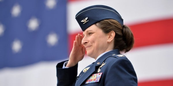 The Air Force said this colonel was an incredibly toxic leader. Then she was promoted to one-star general