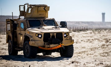 The Marine Corps's new battlewagon is a better tank-killer than the service's tanks, general says
