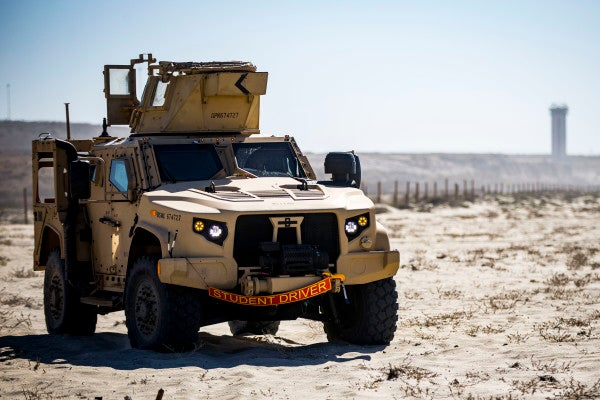 The Marine Corps's new battlewagon is getting a 30mm cannon to take out enemy aircraft