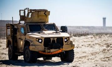 The Marine Corps wants to transform JLTVs into aircraft-killing trucks