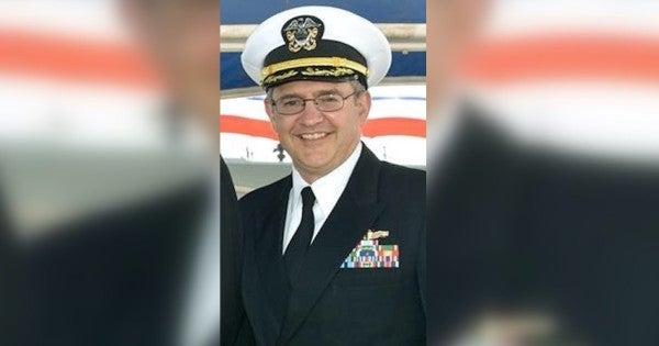 Destroyer captain fired amid investigation, Navy says