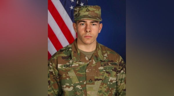 Army identifies soldier killed in Fort Irwin military training exercise
