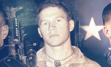 Watch Medal of Honor hero Kyle Carpenter celebrate his 'Alive Day' in this remarkable video