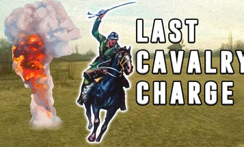 How the Last Major Cavalry Charge Ended