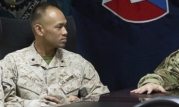 Marine lieutenant colonel goes unpunished after stealing hundreds of dollars in merchandise from the PX