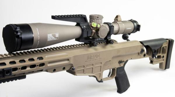 The Army has selected an optic for its new sniper rifle