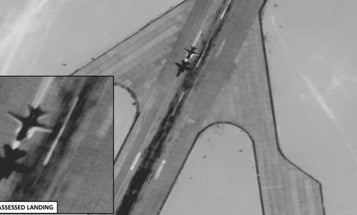 Russian aircraft seen flying in Libya, raising fears of possible civilian casualties