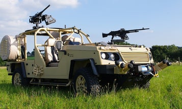 The Army is hunting for a new all-electric light recon vehicle