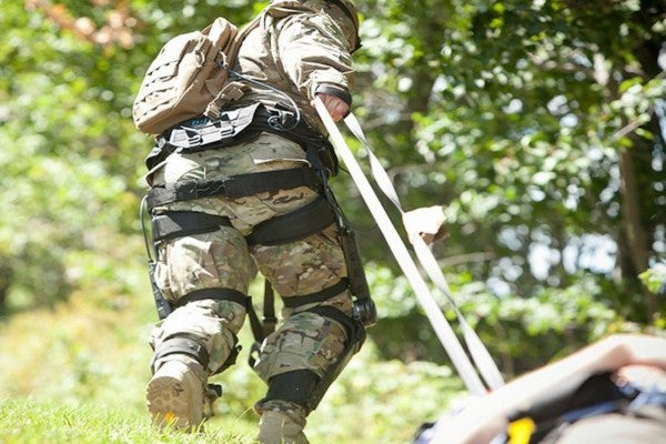 The Army wants to build a brand new exoskeleton to help soldiers ruck faster and harder