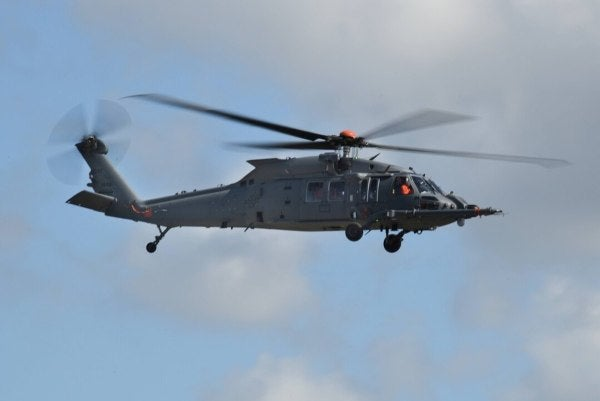 The Air Force has a jolly new name for its next combat rescue helicopter