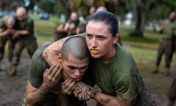 The Marine Corps wanted a university to study co-ed boot camp. No one applied