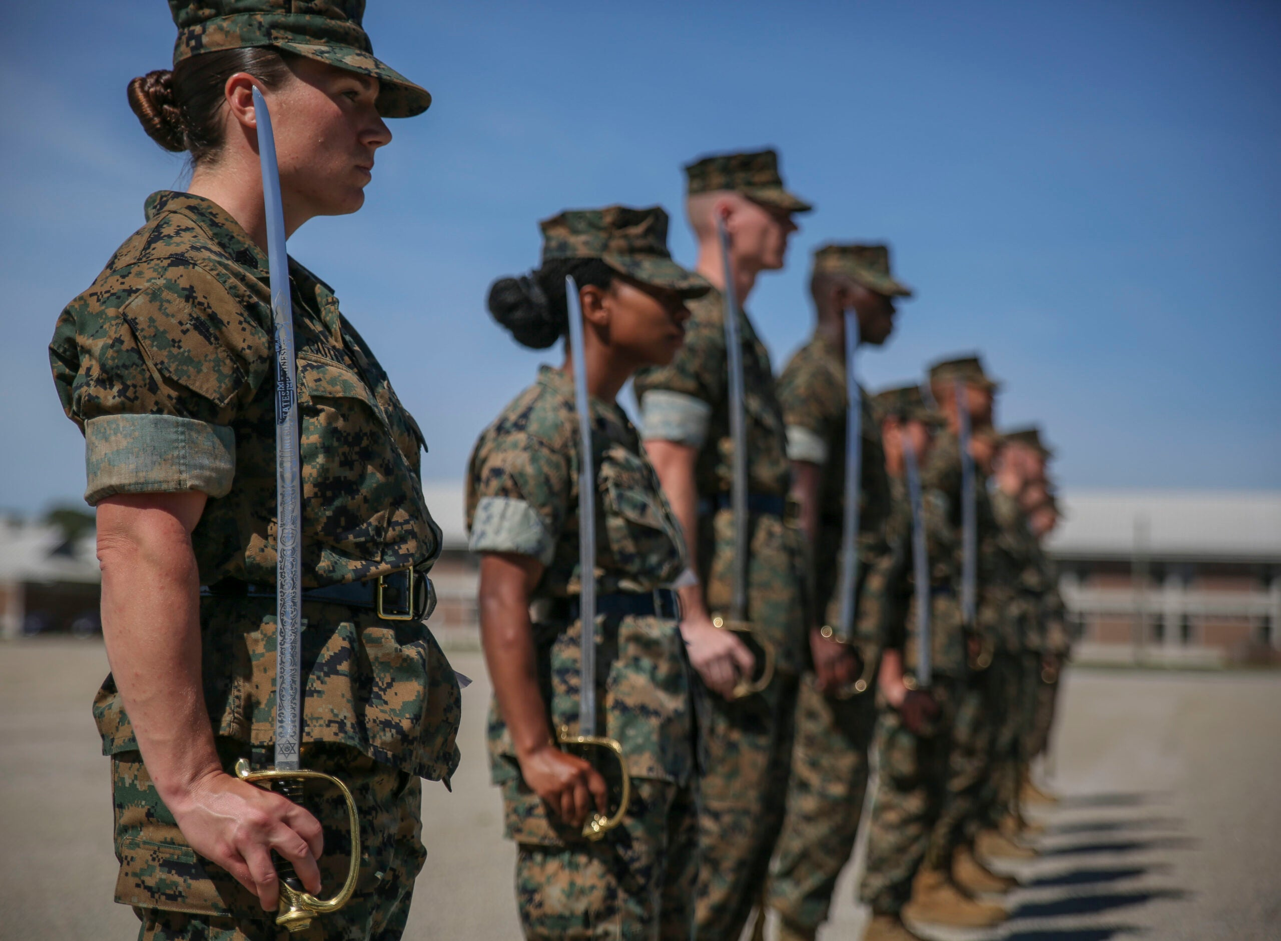 Marines can now earn up to $10,000 to volunteer as drill instructors and recruiters
