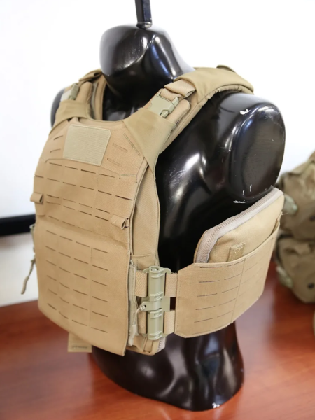 The Marine Corps has started fielding next-generation body armor to grunts