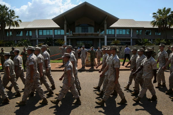 Thousands of Marines are about to endure a horrible barracks staycation in Australia