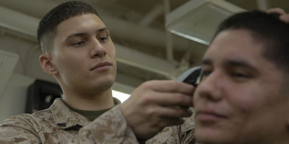 Marine Corps leaders can't admit that haircuts are not mission-essential during a COVID-19 pandemic
