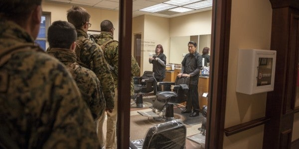 Congressman asks the Marine Corps to relax haircut requirements during COVID-19 pandemic