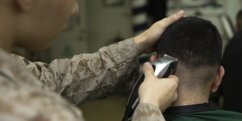 The Marine Corps is done explaining why it's still requiring haircuts during the COVID-19 pandemic