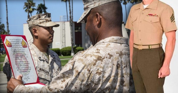 Marine Corps eliminates photo requirement for promotions in military-wide diversity effort