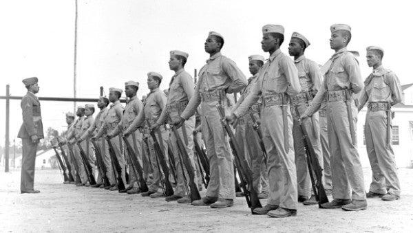 Jonas Bender, one of the America's first black Marines, dies at 94
