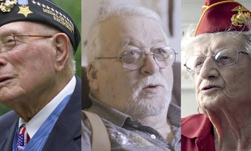 This year's Marine Corps birthday video is a who's who of service heroes