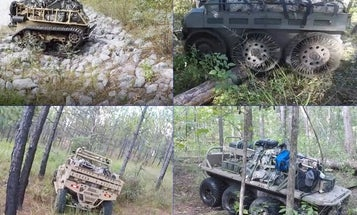 Soldiers are finally getting a robot mule that can haul 1,000 pounds of gear