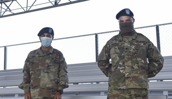Meet the Fort Jackson trainees who overcame COVID-19 and graduated basic training