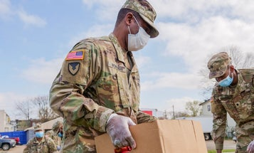 Here's an organization that's giving back to those who serve during these trying times
