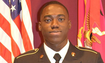 He came to America to join the military. Then he sacrificed his life and became a community hero