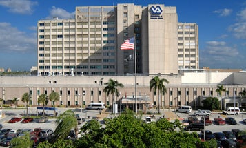 Miami VA hospital employees told to reuse one surgical mask per week amid COVID-19 pandemic