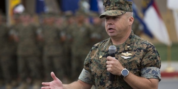 Commander of California-based Field Medical Training Battalion fired amid ongoing investigation