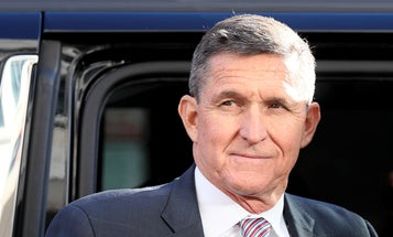 Pentagon shrugs after Michael Flynn apparently calls for military coup