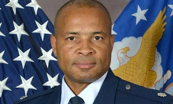 Air Force logistics commander in Korea relieved due to loss of confidence