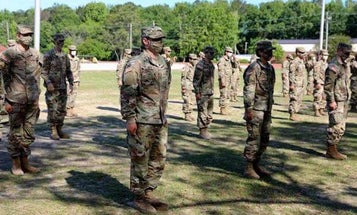 More than 60 Fort Benning soldiers have been punished for violating COVID-19 rules