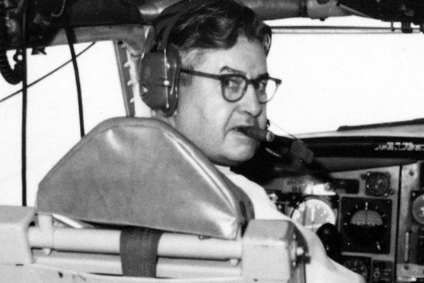 That time Air Force legend Curtis LeMay bombed the Navy to prove a point