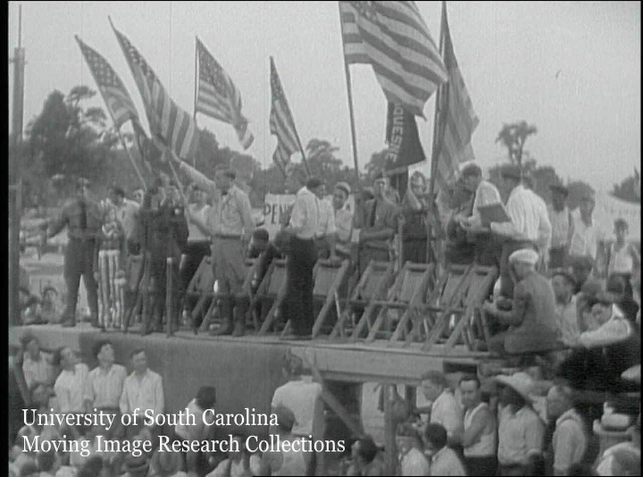 WATCH: Smedley Butler's fiery speech to World War I veterans