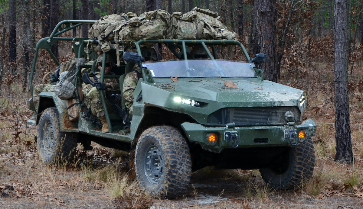Soldiers are about to get a brand new infantry assault buggy to play with