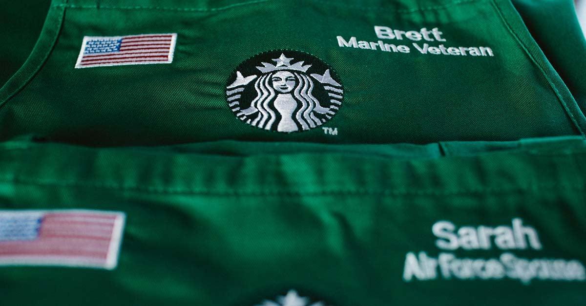 MOC & Starbucks Partner for an Exclusive Program for Vets