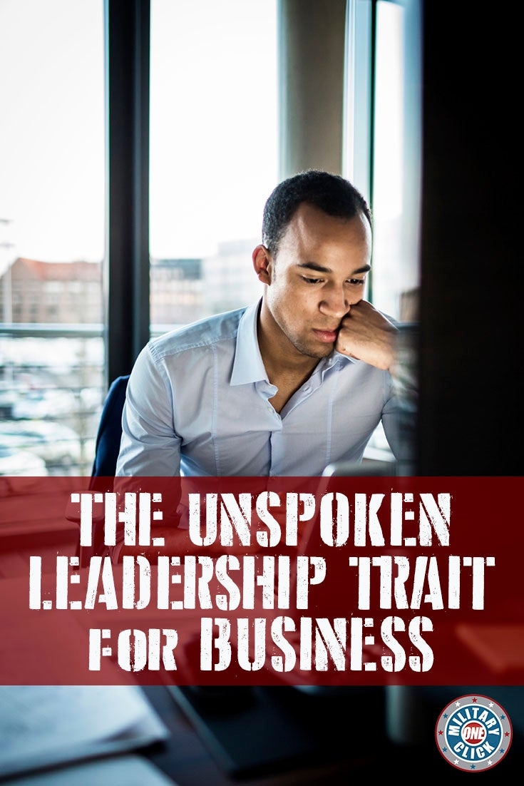 The Most Important Leadership Trait for Business