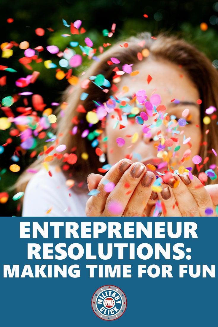 Entrepreneur Resolutions