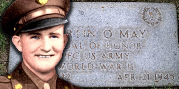 75 years ago today, this Medal of Honor recipient began his 3-day long final stand