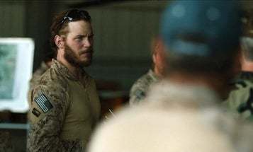 Chris Pratt to play a Navy SEAL (again) in new Amazon series 'The Terminal List'