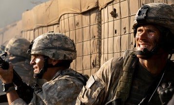 The trailer just dropped for 'The Outpost' — a new movie about one of the bloodiest battles of the Afghan War