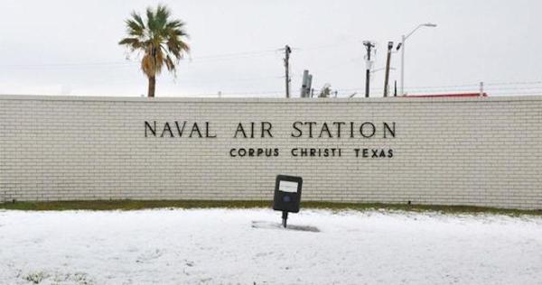 One security forces member injured in shooting at Naval Air Station Corpus Christi