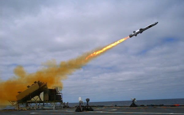 The Marine Corps wants a new ship-killer missile