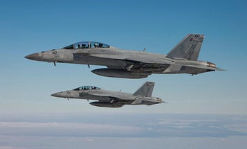 Two Navy Super Hornets caught fire and made emergency landings within weeks of each other at NAS Oceana