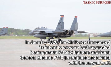The new F-15EX fighter