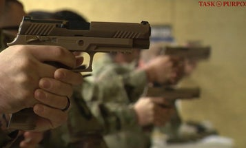 New Pistols for the Military