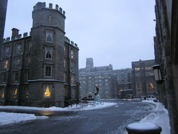 Room 4714: The haunted history of West Point
